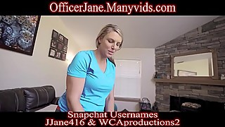 Sensual massage my friends hot mom, part 1 here jane