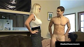 House maid, charlee chase fucks cheyenne jewel039_s man!