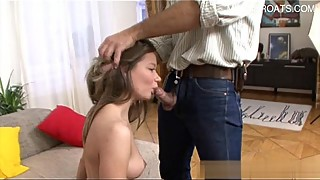 Hot-wife's pussy eat