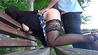 Brand new with slutwife marion, pee fun adventures