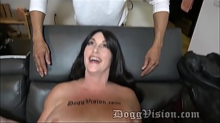 Big boobs amazon mom sherry's stun in behind the scenes