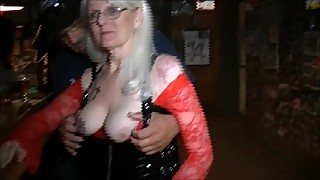 Arizona hotwife parties in the bar in tucson