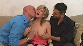 Shy wife becomes sex-vampire