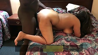 The glory of indian wife fucks huge black dick super-hot-1080p-by