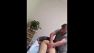 Chinese massage / divided by 4 british