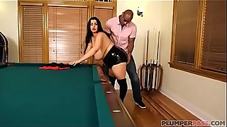 Free full wife fucked big black cock after the loss of a swimming pool, games