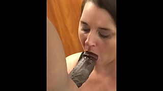 Wife doing what he's good at k big, black, cock, 1. chapter