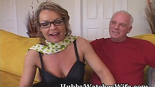 Mom, cougar fuck young wolf