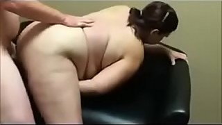 Stranger fucking my slut wife