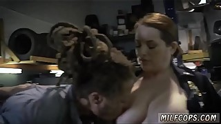 Amateur wife drinks black cuckold anal chop shop owner gets